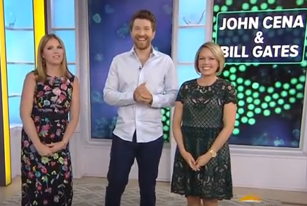Today Show Intro